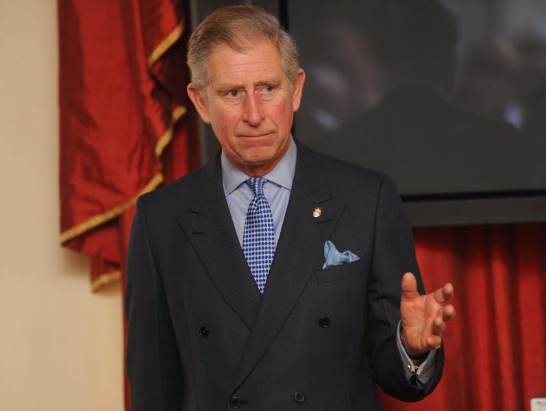 Prince Charles To Visit South America On Eco-Mission