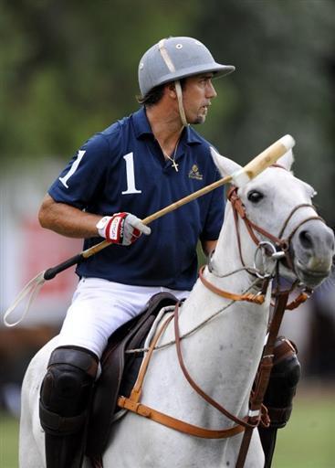 The Legendary 'Batigol' Now Makes Polo Goals Tremble