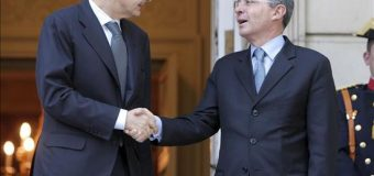 Spain Willing To Aid Colombia's Peace Process