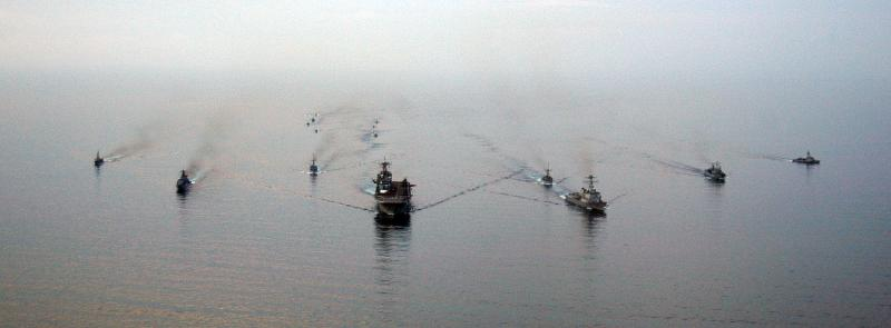 One Of The World's Largest Maritime Exercises Kicks Off In Panama