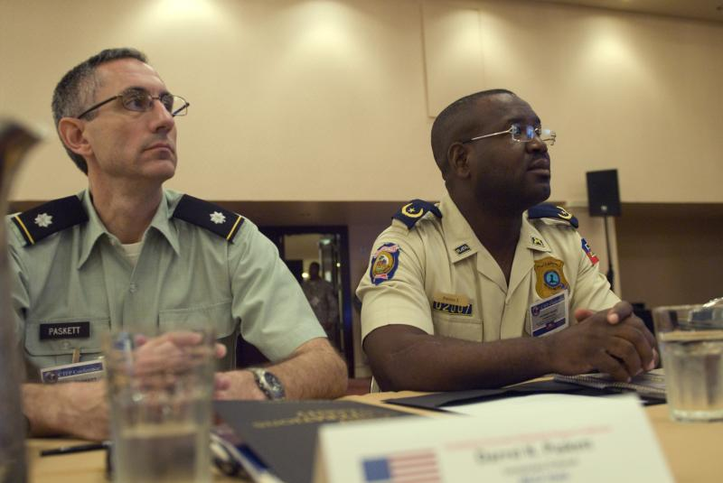 SOCSOUTH Host's First Combating Terrorism Fellowship Program Conference