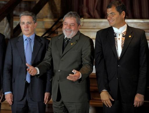 Colombia, Ecuador Reestablish Diplomatic Relations
