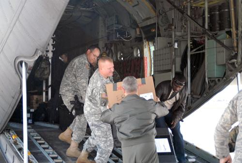 SOUTHCOM Mobilizes To Support International Disaster Relief Efforts In Haiti