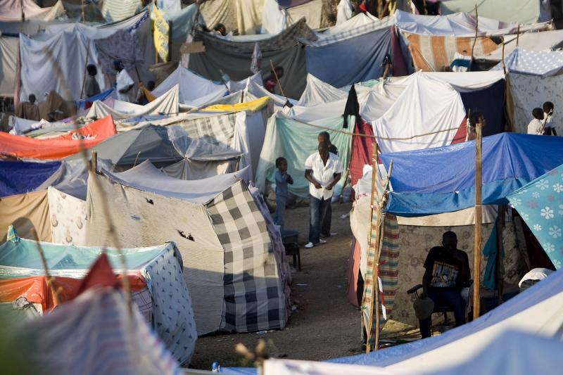 Significant Progress in Providing Aid to Quake Victims in Haiti
