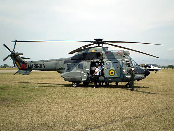 Brazil Will Send Two Helicopters For Rescue Operations In Chile