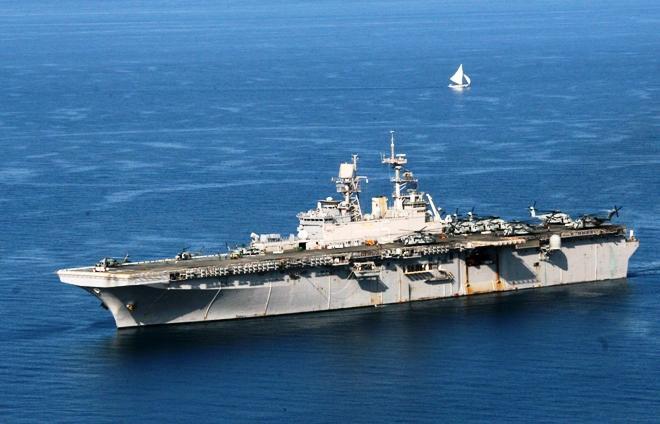 USS Bataan ARG/22 MEU Complete Relief Mission In Haiti
