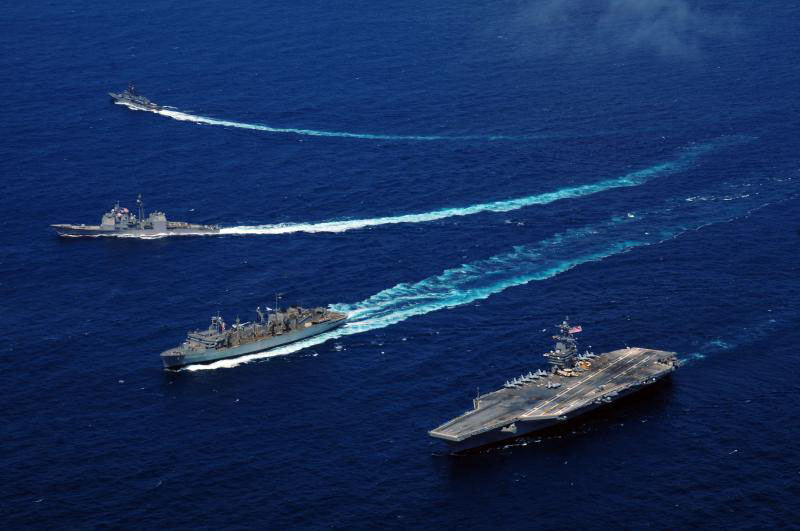 USS Carl Vinson Visits Callao, Peru