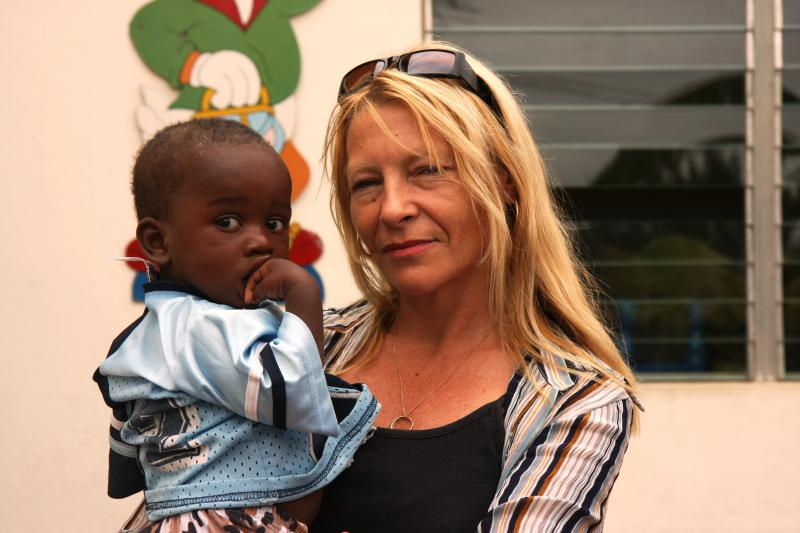 Liberty and Equality for the Children of Haiti