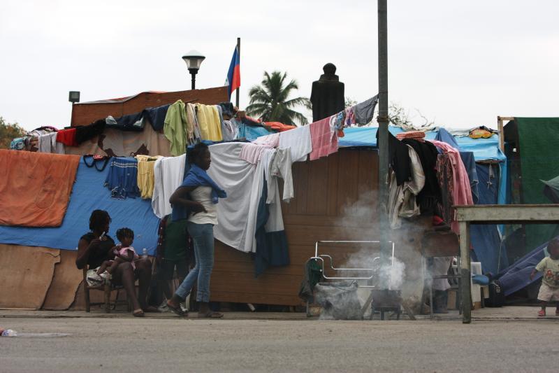 More Than a Million Haitians Given Tents: UN Officials