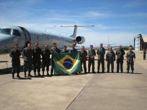 Brazilian Air Force Starts Training in the United States