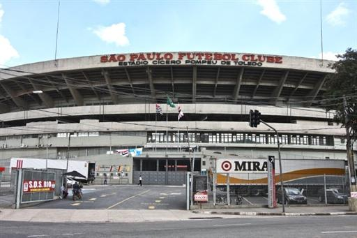 Controversy in Brazil over Risk that Morumbi Will Be Left Out of 2014 Cup