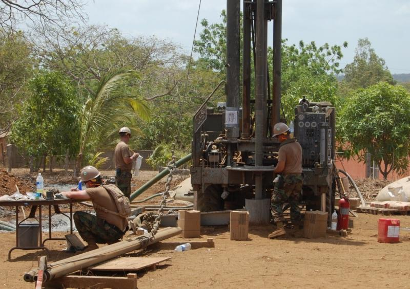 U.S. Army South Conducts Joint Humanitarian Exercise In Nicaragua