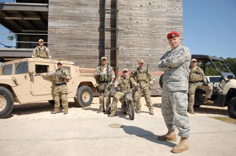 Airman Named to Time Magazine's 100 Most-Influential People List for Haiti Airfield Efforts