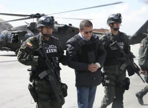 Colombian Drug Boss Beto Rentería Detained In Venezuela
