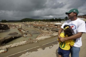 The Participation Of The Brazilian Navy In The Help Of Flood Victims