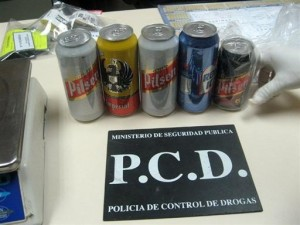 Costa Rica seizes one ton of cocaine, arrests 5 Colombians