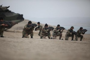 Marines From Ten Countries Participated In Exercises In Peru
