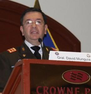 Exclusive Interview With The Salvadoran Defense Minister Gen. David MunguíaPayés