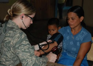 JTF-Bravo Brings Medical Care to Honduran Villagers