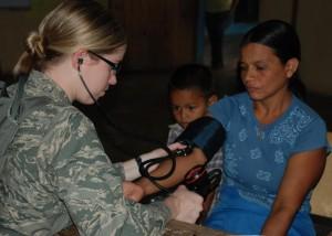JTF-Bravo Brings Medical Care to Honduran Villagers