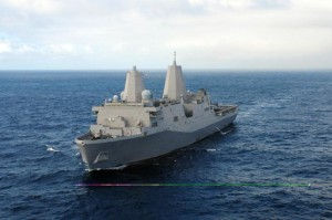 USS New Orleans Arrives in Colombia in Support of A-SPS 2010