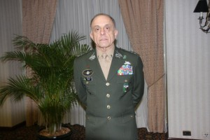Interview With Chief of Defense Staff of Brazil, Gen. Elito