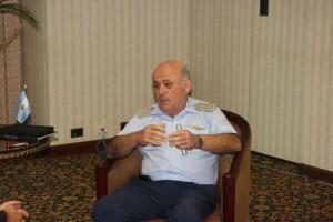 Exclusive Interview with Brig. Gen. Jorge Alberto Chevalier, Argentina