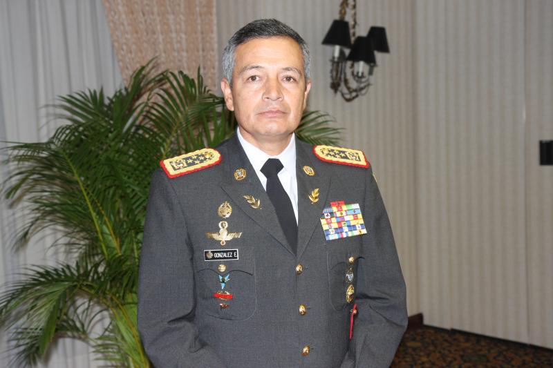 Exclusive Interview with Gen. Ernesto González, Ecuador