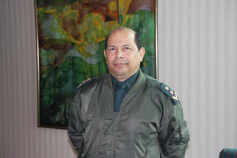 Exclusive Interview with Brig. Gen. Carlos Alberto Bordón, Paraguay