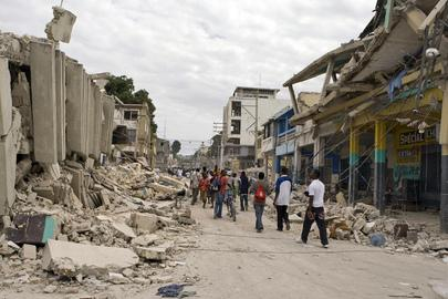 Haiti Commission Assigns $1.6 Billion for Recovery