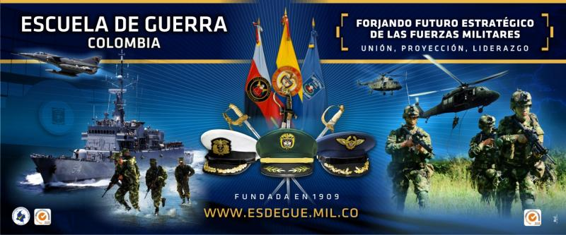 Colombian War College: The Path of Military Excellence