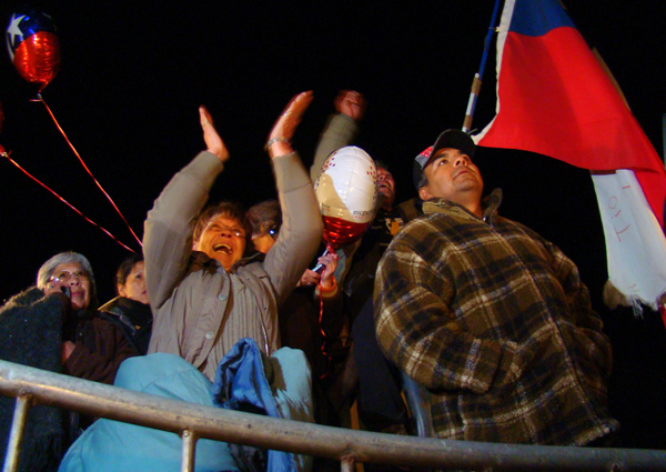 Chile: Attention Shifts to Miners' Health
