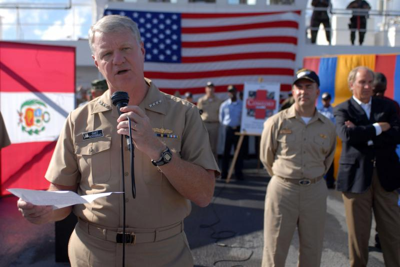 US Navy CNO Vows Bold Steps To Improve Efficiency