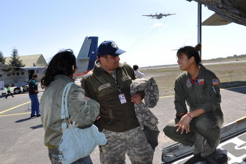 Air Forces From the Region Participate in Exercise Cooperacion 1