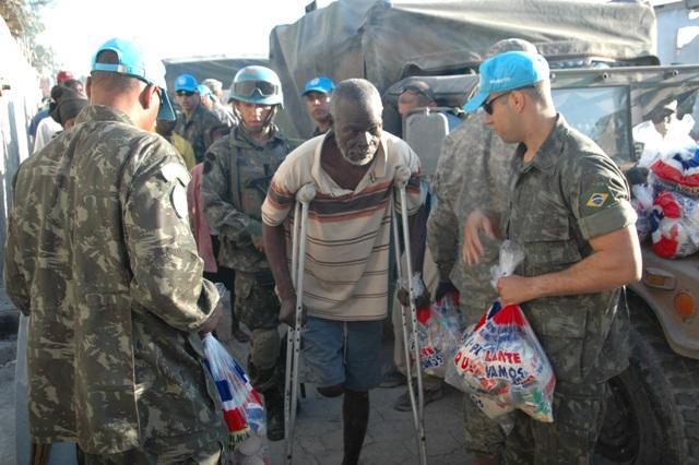 UN braces half a million in Haiti for storm threat