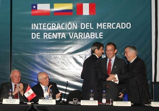 Colombia Approves Stock Market Merger With Peru, Chile
