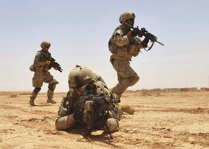 General Describes Remaining Terror Threat in Iraq