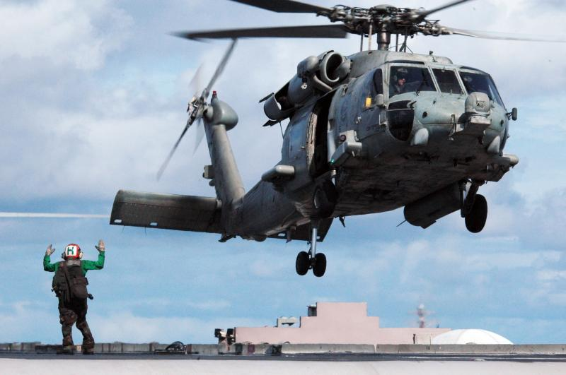 Sikorsky Studying Possibility of Setting Up a Helicopter Center in Spain