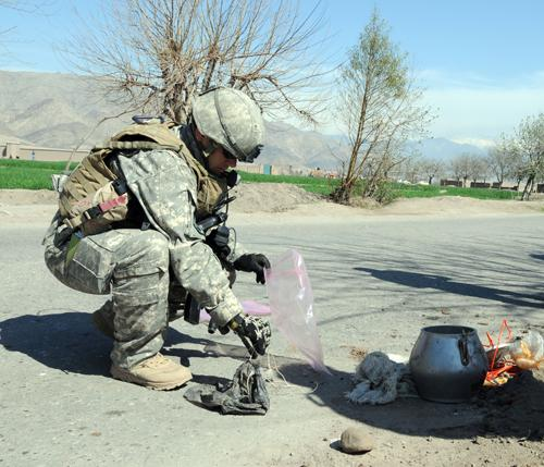Combined Strategies, Technologies Help IED Fight