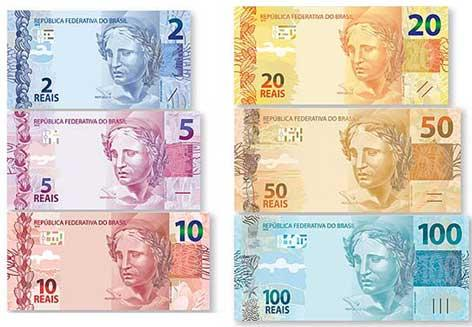 Brazil Issues New Banknotes to Stymie Counterfeiting