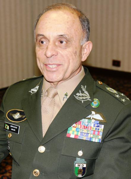 General José Elito is the new Brazilian Chief Minister of the Cabinet of            Institutional Security
