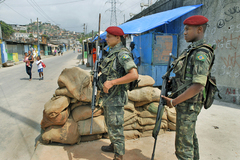 Peacekeeping Forces in Rio de Janeiro's Slums