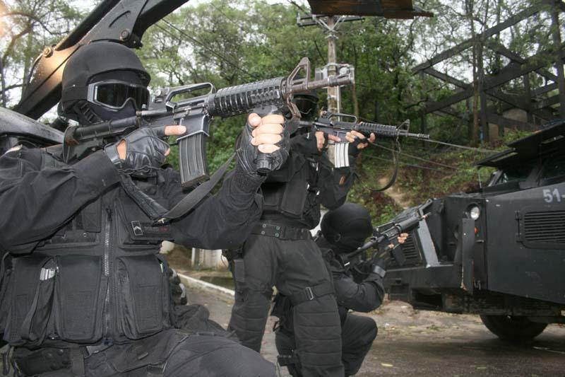 BOPE – Special Forces of the Rio de Janeiro Police