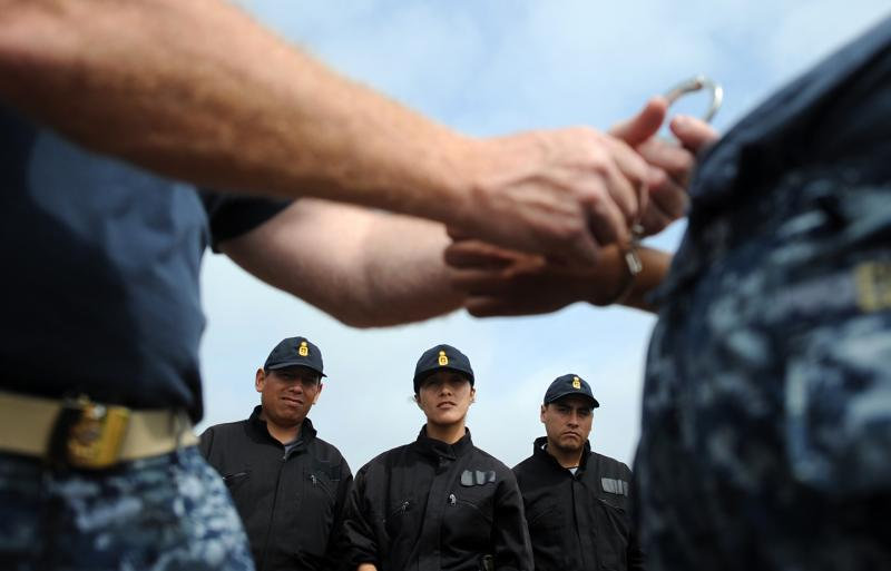 U.S. Navy Security Team Completes Info Exchange With Peruvian Sailors