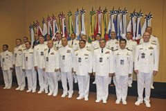 Navies of the Americas Unite