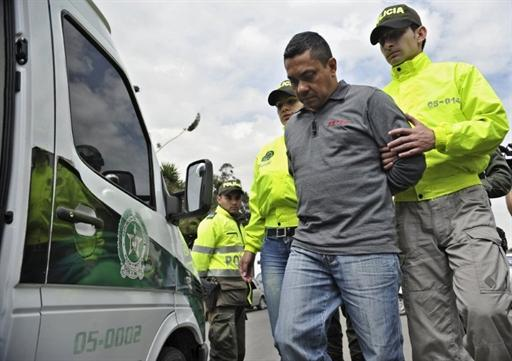 Colombia Claims Arrest of Middleman to Mexican Druglord