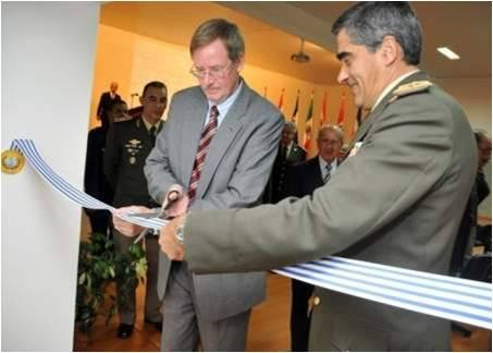 Uruguay and USSOUTHCOM Cooperate on ENOPU Refurbishing Project