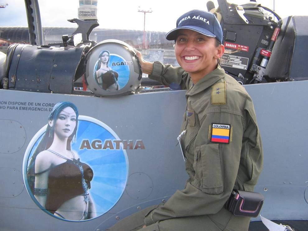 Military Women Making Great Strides in Latin America