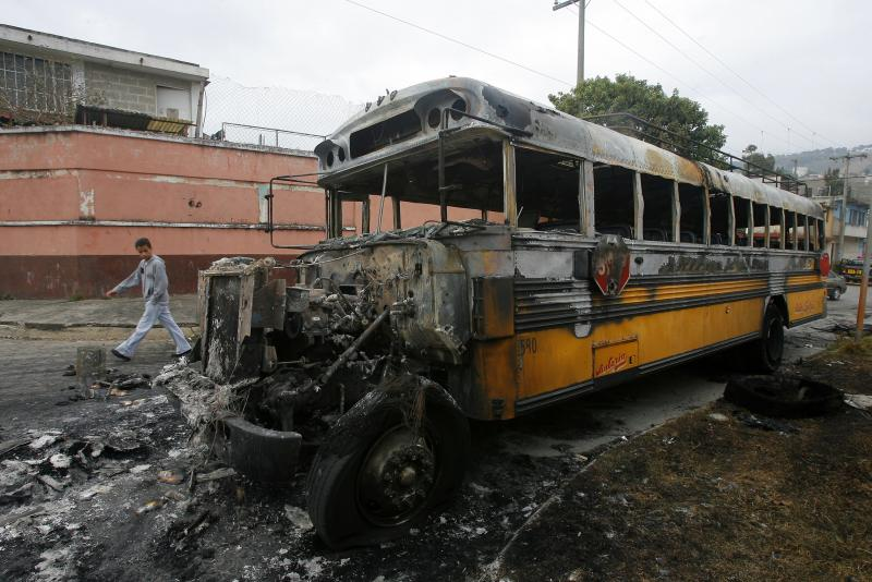 U.S. Supports Investigations into Attacks on Buses in Guatemala