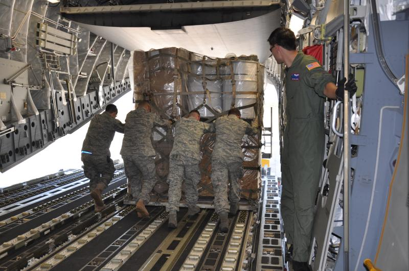 System Takes Shape for Military Disaster Relief in Americas
